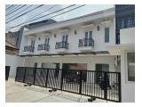 Jual Rumah Brand New di Panglima Polim, Jakarta Selatan - 9 KT Unfurnished