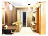 Sewa Apartemen Signature Park Harian / Bulanan - 2 Kamar Tidur Full Furnished, Pool View