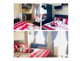 Disewakan Harian / Transit Apartemen Ayodhya Kota Tangerang - Studio Full Furnished
