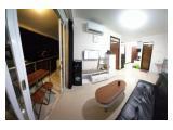 Dijual Apartemen Gateway Pasteur Full Furnish & Good Cityview di Bandung - 2 BR