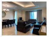 Pārdod dzīvokli Pakubuwono Residences Džakartas dienvidi - mēbelēts 2BR / 3BR / 3BR + 1