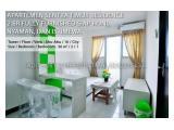 Dijual Murah Unit Apartemen Sentra Timur Cakung Jakarta Timur - 2 BR Full Furnished