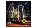 Promo Gila 5 Juta Langsung Huni Tanpa Biaya Tambahan - Apartemen Puri Orchard 1BR / 2BR / 3BR di Jakarta Barat - Dapat Biaya Free Huni 1 Tahun
