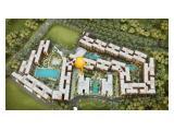Dijual Apartemen Lloyd Signature Alam Sutera Tangerang Selatan - Akses Langsung Green Yard Garden
