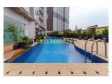 Dijual Rugi Apartemen Easton Park BSD Tangerang - Semi Furnished Brand New