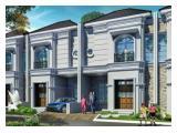 Rumah Modern Classic Siap Bangun di Bambu Apus Jakarta Timur