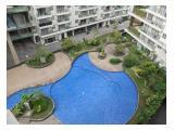 Dijual Murah Apartemen Gateway Pasteur Bandung - 1 BR Luas 33 m2 Furnished