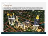 The Oak Tower, Jakarta by Duta Putra Laand & Kalindo Land