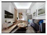 Dijual Apartemen The Premiere MTH-LRT City Tebet Jakarta Selatan - Studio Superior, 1 Bedroom Deluxe, 2 Bedroom Suite