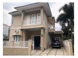 Dijual Rumah Komplek Full Furnished di Area Cibubur