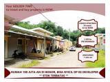 Griya Indah Dramaga, perumahan dekat IPB