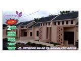 rumah ready stock, Grand Raya Residence Tajurhalang, rumah berkualitas harga murah