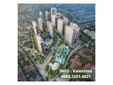 Dijual Apartemen Baru Citra Landmark Southeast Jakarta Timur