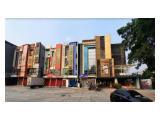Disewakan Ruko 4 lantai,285m2  di Pasar Minggu Raya, Jakarta Selatan