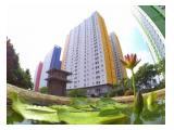 Sewa Harian / Bulanan / Tahunan Apartemen Green Pramuka City 2 BR Full Furnished di Jakarta Pusat - Tower Bougenvile