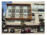 Se alquila Ruko de 4 pisos con un área de 275 m3 en el centro de Yakarta - Thamrin Residence