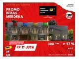 Rumah 2 Lantai Harga 300 hutaan, di Bulak Setro, Surabaya.