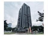 Dijual Apartemen Saumata Suites Tower Alam Sutera Tangerang - 3BR+1 Semi Furnished