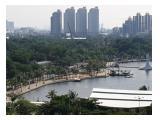 Dijual Apartemen Ancol Mansion Jakarta Utara - 2 Bedroom Size 122 m2 Fully Furnished Rp 2 M Nego Sampai Deal