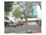 Ruko 3 lantai Manyar Kertoarjo, Surabaya Timur strategis siao Huni