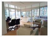 Sewa Office Space Noble House - Furnished Condition 225 m2 di Mega Kuningan, Jakarta Selatan - Tahunan