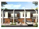 Rumah Minimalis Dua Lantai di Pusat Kota Tangerang Selatan
