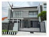 Rumah Baru Mewah Siap Huni di Manyar Tirtoyoso Selatan Surabaya