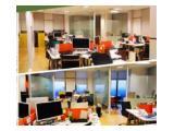Dijual Kantor 150m2 di  Alamanda Tower, TB Simatupang, Jakarta Selatan
