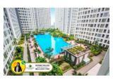 Best Price!! Dijual Apartemen M-Town Residence Tangerang - 2 Bedroom, Cashback 8 Juta, Free PPN 100%, Free Furnish / Voucher SMS / IKEA 100 Juta