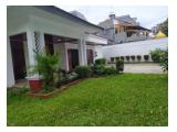 Rumah Mewah Disewakan di Kemang Jakarta Selatan - 4 Kamar Tidur Unfurnish