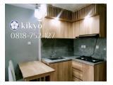 Disewakan Apartemen Vasanta Innopark Cibitung Bekasi - 1 Bedroom Full Furnished