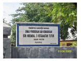 Lahan Tanah Kebun di Nongko jajar Tutur, Pasuruan.