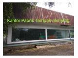 Barang langka, Ex. Pabrik @ Curug, Tangerang