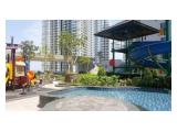 Dijual Super Murah BU Banget - Apartemen The Mansion Kemayoran 2 Bedroom Fully Furnished Tower Aurora - Jakarta Utara