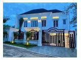 Jual Rumah Mewah (Baru) di Pondok Indah Jakarta Selatan - 5 Kamar Tidur + 2 Kamar Unfurnished
