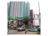 Type Studio kosong diatas Mall Green Pramuka Square Jkt-Pus.