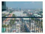 Dijual Cepat Apartemen Kelapa Gading Square (MOI) Jakarta Utara - Tower Manhattan Bay 2 BR Fully Furnished Luas 35 m2