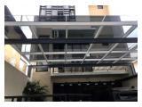 Jual Rumah di Tebet Barat Dalam Jakarta Selatan - 3 Lantai 3 Kamar Tidur Furnished