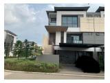 Dijual Rumah Mewah Brand New 4 Kamar Tidur Semi Furnished di Premium Cluster BSD City Tangerang - By Sinarmasland dan Mitsubushi