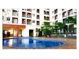 Dijual Cepat (BU) Apartemen Serpong Green View Tangerang