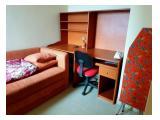 Lakás eladó Hamptons Park Pondok Indah Dél -Jakarta - 1 hálószoba teljesen berendezett + 1 dolgozószoba / kilátás a golfra
