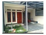 Dijual Rumah Millenial 72/67 & 72/57 Di Pondok Gede Baru-Gress