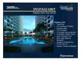 Dijual Apartemen Grand Sentraland di Telukjambe Karawang