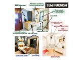 天空之家公寓出售 BSD Tangerang (Free Vat 10%, Full/Semi Furnished, Installment Developer 120 Month) - Tipe 3 Bedroom