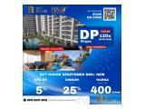 Dijual Apartemen Sky House BSD+ Tangerang - 3 Bedroom Semi Furnished