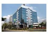 Sewa Kantor 600m2  di  Gedung Tatapuri Perdana, Jl. Tanjung Karang