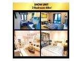 Dijual Apartemen Sky House BSD Tangerang - Furnished - DP 5% Cicil 120x (Tanpa Bank, Tanpa BI Checking)
