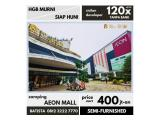 Dijual Apartemen Sky House BSD Tangerang - Samping AEON Mall