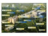 Dijual Hunian Premium di Apartemen Sky House CBD BSD City Tangerang - Type 3BR 68 m2 Start 1,3 M