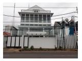 Dijual Gedung 4 Lantai Plus Tanah di Kebun Jeruk - Jakarta Barat